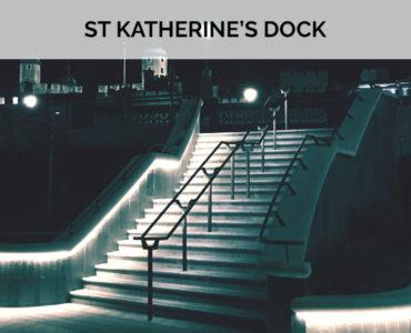 St Katherine's Dock